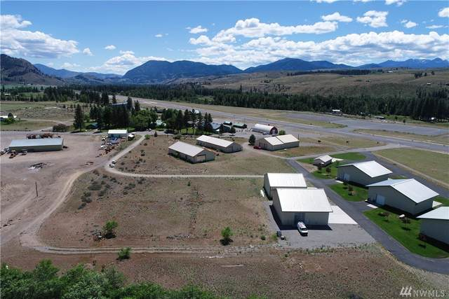 25 Hangar Road, Winthrop, WA 98862 (#1623196) :: Better Properties Lacey