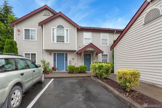 13306 SE 272nd St B102, Kent, WA 98042 (#1623473) :: Ben Kinney Real Estate Team