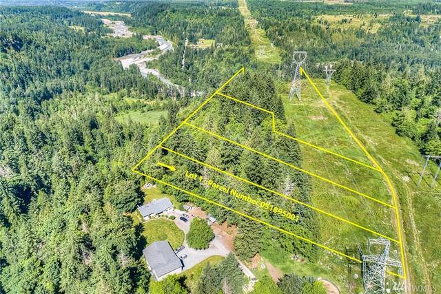 0 243rd (Lot 1) Street E, Graham, WA 98338 (#1625820) :: Better Homes and Gardens Real Estate McKenzie Group