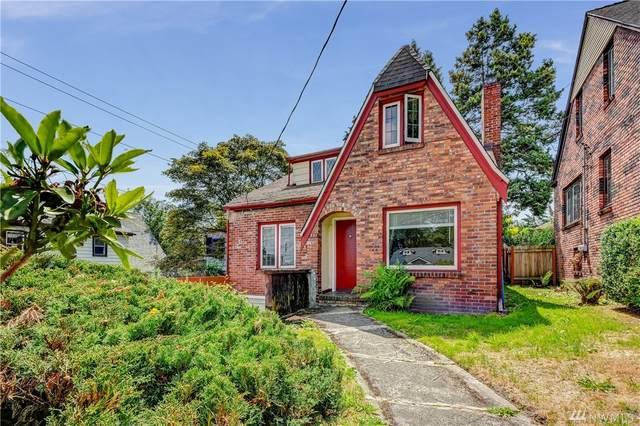 351 NE 52nd St, Seattle, WA 98105 (#1626886) :: Tribeca NW Real Estate