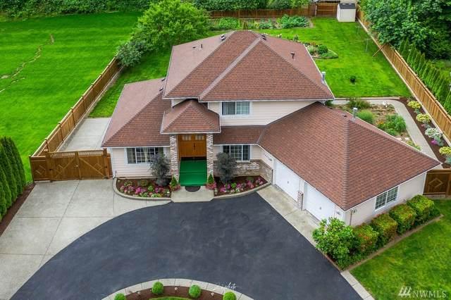 31830 195th SE, Kent, WA 98042 (#1627278) :: Ben Kinney Real Estate Team