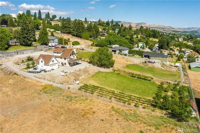 Lakeshore Drive, Manson, WA 98831 (#1628302) :: Alchemy Real Estate