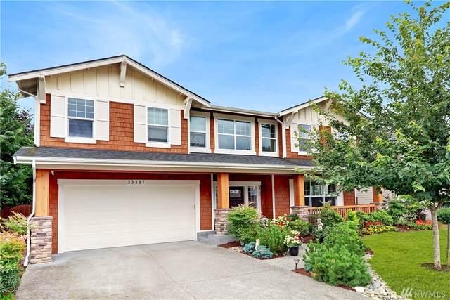 33307 NE 42nd St, Carnation, WA 98014 (#1631985) :: McAuley Homes
