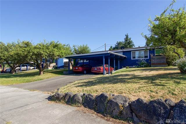 102 E Park Ave, Port Angeles, WA 98362 (#1632504) :: Better Properties Lacey