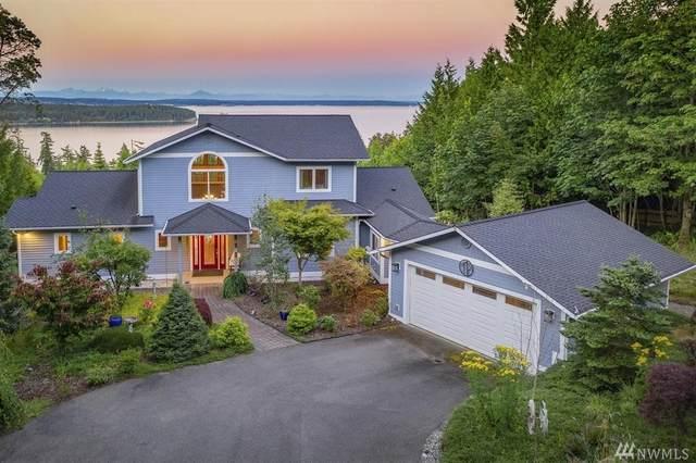 2388 Oak Bay Road, Port Hadlock, WA 98339 (#1632625) :: Better Homes and Gardens Real Estate McKenzie Group