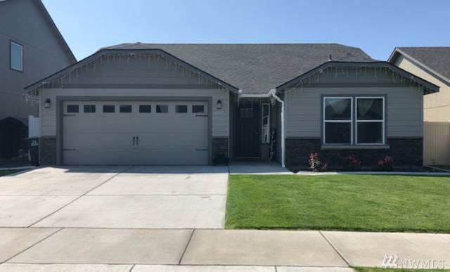 1337 E Brecken Dr, Moses Lake, WA 98837 (#1633552) :: Better Properties Lacey