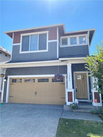 1209 77th Trail SE, Olympia, WA 98501 (#1633642) :: Real Estate Solutions Group