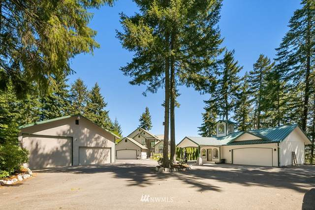 231 Lone Fir Lane, Cle Elum, WA 98922 (#1633751) :: The Shiflett Group