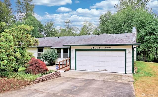 36315 14th Avenue SW, Federal Way, WA 98023 (#1633985) :: McAuley Homes