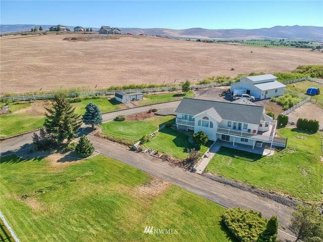 330 Buckskin Lane, Ellensburg, WA 98926 (#1634085) :: Hauer Home Team