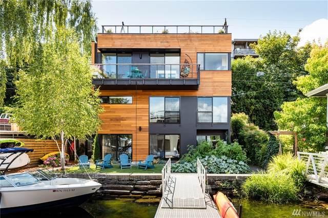 3212 Portage Bay Place E A, Seattle, WA 98102 (#1635109) :: Hauer Home Team
