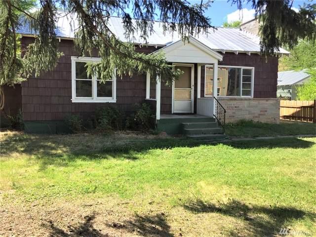 435 W Twisp Avenue, Twisp, WA 98856 (#1636335) :: Better Homes and Gardens Real Estate McKenzie Group