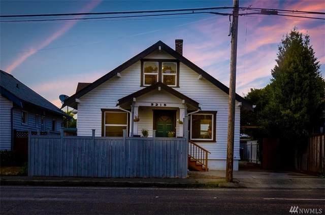 2215 S 12th St, Tacoma, WA 98405 (#1637875) :: Better Properties Lacey
