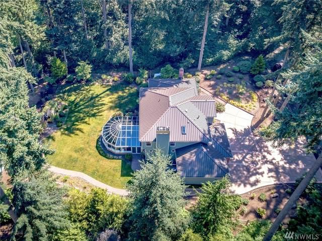10448 NE Sunrise Bluff Lane, Bainbridge Island, WA 98110 (#1638857) :: NW Homeseekers