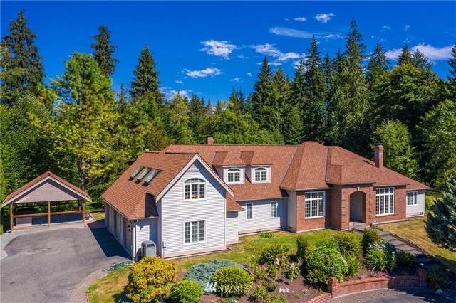 25207 153rd Place SE, Monroe, WA 98272 (#1639303) :: Hauer Home Team