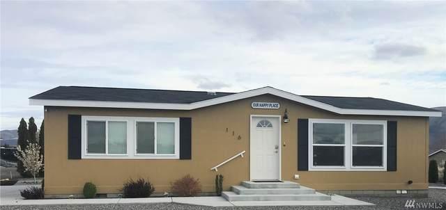 Green Place SW, Mattawa, WA 99349 (#1639871) :: Mike & Sandi Nelson Real Estate