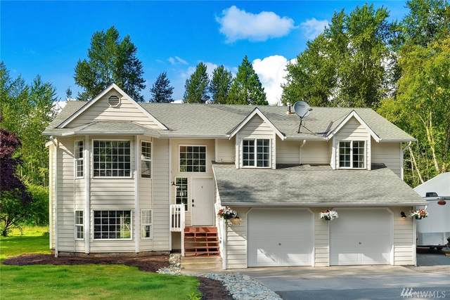 7915 NE 162nd St NE, Arlington, WA 98223 (#1641750) :: Better Properties Lacey