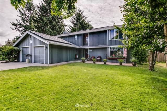 91 Madrona Park Drive, Steilacoom, WA 98388 (#1643153) :: Ben Kinney Real Estate Team