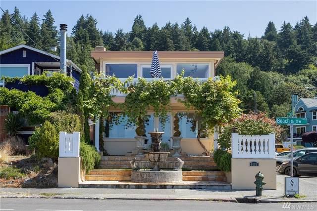 4030 Beach Drive SW, Seattle, WA 98116 (#1643448) :: Hauer Home Team