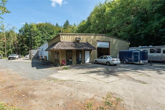 420 NE Alaskan Wy, Chehalis, WA 98532 (#1643513) :: Ben Kinney Real Estate Team
