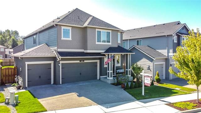 905 Louise Wise Avenue NW, Orting, WA 98360 (#1644065) :: Hauer Home Team