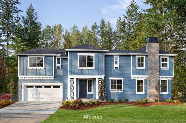 2086 246th (Homesite 30) Avenue SE, Sammamish, WA 98075 (MLS #1644709) :: Community Real Estate Group