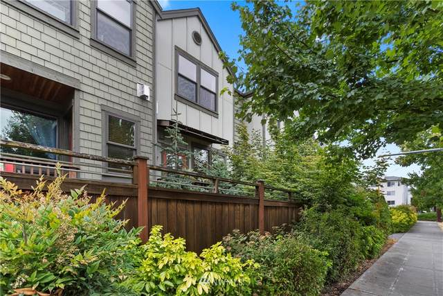 11705 Greenwood Avenue N C, Seattle, WA 98133 (#1644961) :: The Original Penny Team