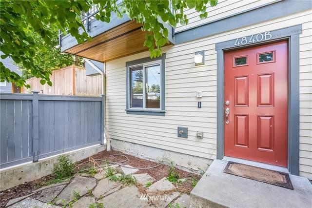 4840 40th Avenue SW B, Seattle, WA 98116 (#1646367) :: Pickett Street Properties