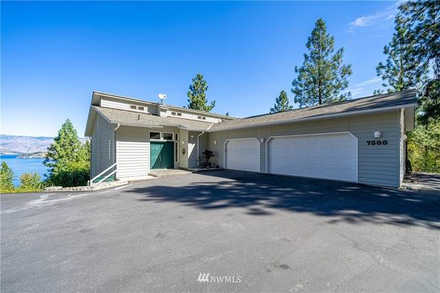 7500 Upper Ridge Road, Chelan, WA 98816 (#1646892) :: NextHome South Sound