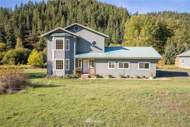 63 Windy Willow Lane, Leavenworth, WA 98826 (#1647486) :: Pickett Street Properties