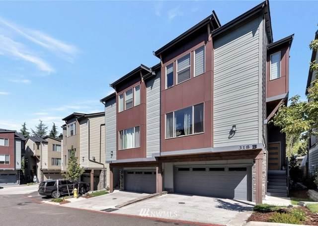 318 S 47th Street A, Renton, WA 98055 (#1649389) :: Ben Kinney Real Estate Team