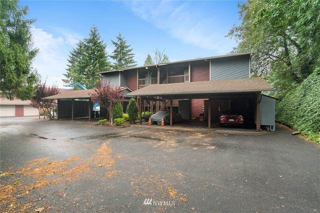 25076 Lake Fenwick Road #3, Kent, WA 98032 (#1649475) :: Engel & Völkers Federal Way