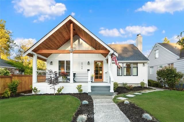 4746 50th Avenue SW, Seattle, WA 98116 (#1649566) :: McAuley Homes