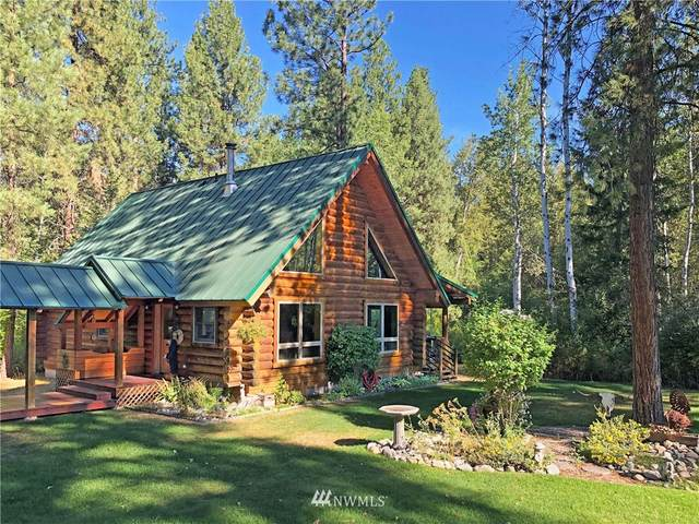 21 Green Road, Winthrop, WA 98862 (#1651727) :: Capstone Ventures Inc