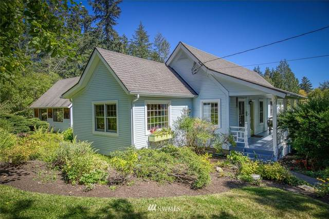 4498 NE Old Mill Road, Bainbridge Island, WA 98110 (#1652459) :: Better Properties Lacey