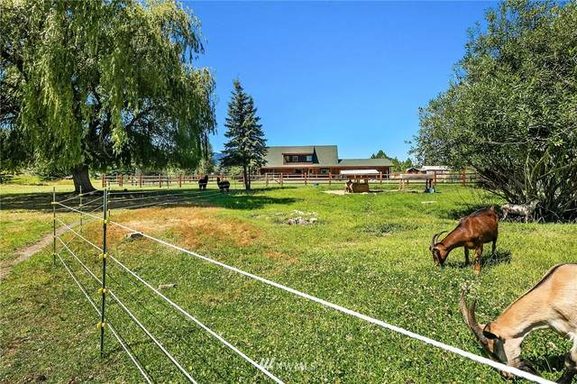 701 Hugh Banks Road, Cle Elum, WA 98922 (#1652999) :: Better Homes and Gardens Real Estate McKenzie Group