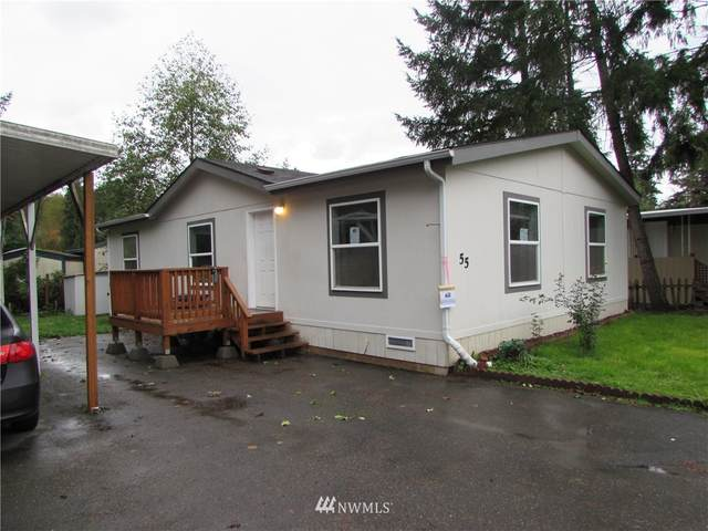 1332 192nd Street SE #55, Bothell, WA 98012 (#1653253) :: Mike & Sandi Nelson Real Estate