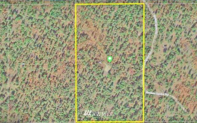 11111 Broken Spoke Road, Tonasket, WA 98855 (#1654507) :: Ben Kinney Real Estate Team
