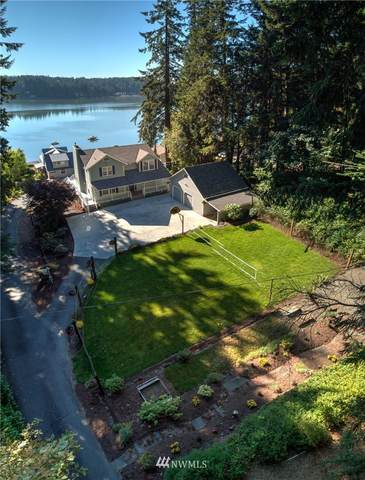 3326 Madrona Beach Road NW, Olympia, WA 98502 (#1654751) :: Ben Kinney Real Estate Team