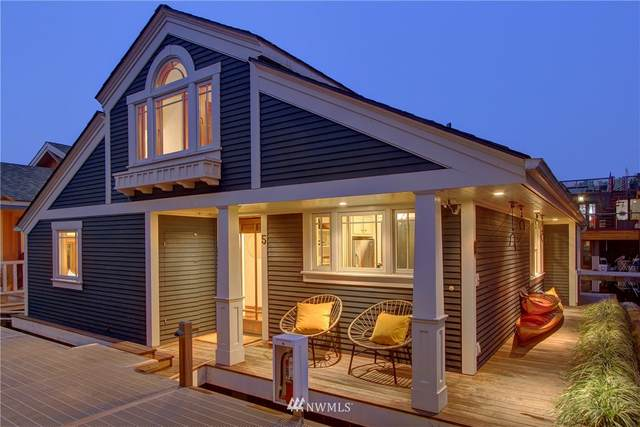 1213 E Shelby Street #5, Seattle, WA 98102 (#1655195) :: Hauer Home Team
