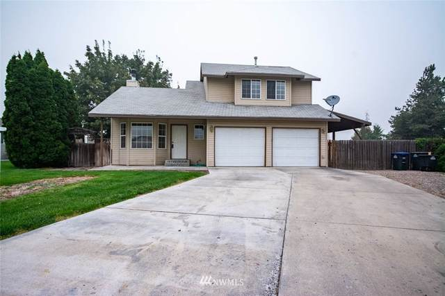 1330 E Yost Circle, Moses Lake, WA 98837 (#1655587) :: The Shiflett Group