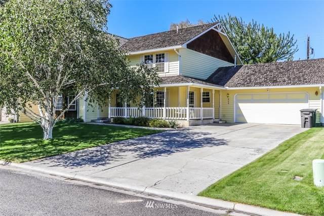 802 S 57th Avenue, Yakima, WA 98908 (#1656287) :: Pacific Partners @ Greene Realty