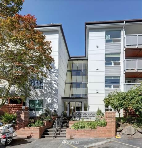 10501 8th Avenue NE #316, Seattle, WA 98125 (#1656606) :: Ben Kinney Real Estate Team