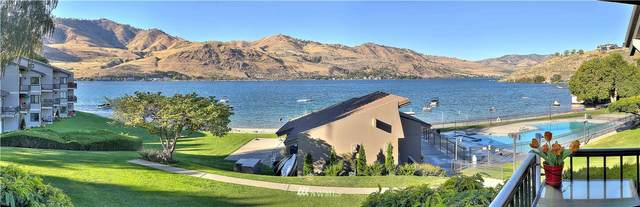 104 Spader Bay Road 7B, Chelan, WA 98816 (#1656690) :: NextHome South Sound