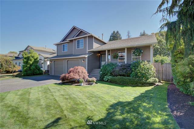109 NW 146th Street, Vancouver, WA 98685 (#1656842) :: Better Properties Lacey