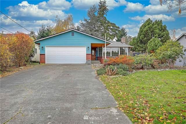 1536 SE Camano Drive, Camano Island, WA 98282 (#1660794) :: Ben Kinney Real Estate Team