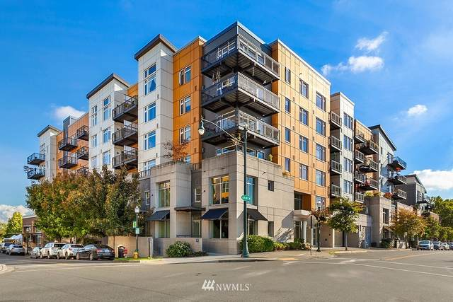 15100 SW 6th Avenue #228, Burien, WA 98166 (#1661209) :: NextHome South Sound