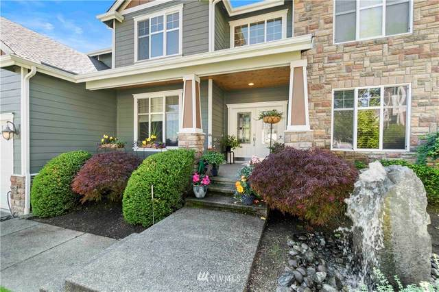 2908 21st Avenue Ct SE, Puyallup, WA 98372 (#1661220) :: Ben Kinney Real Estate Team