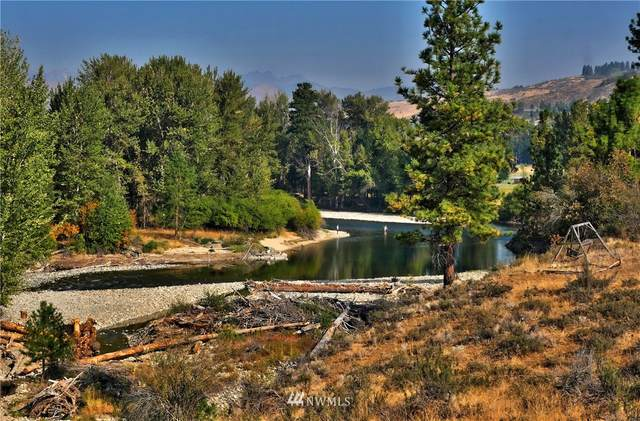 40 Lower Bear Creek Road, Winthrop, WA 98862 (#1661401) :: Better Properties Lacey