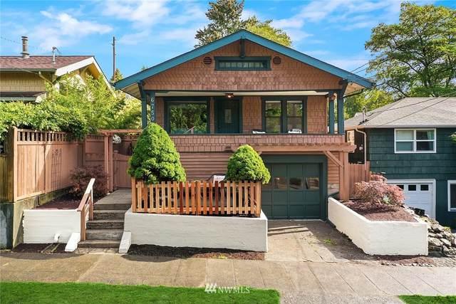 6750 4th Avenue NW, Seattle, WA 98117 (#1662438) :: Ben Kinney Real Estate Team
